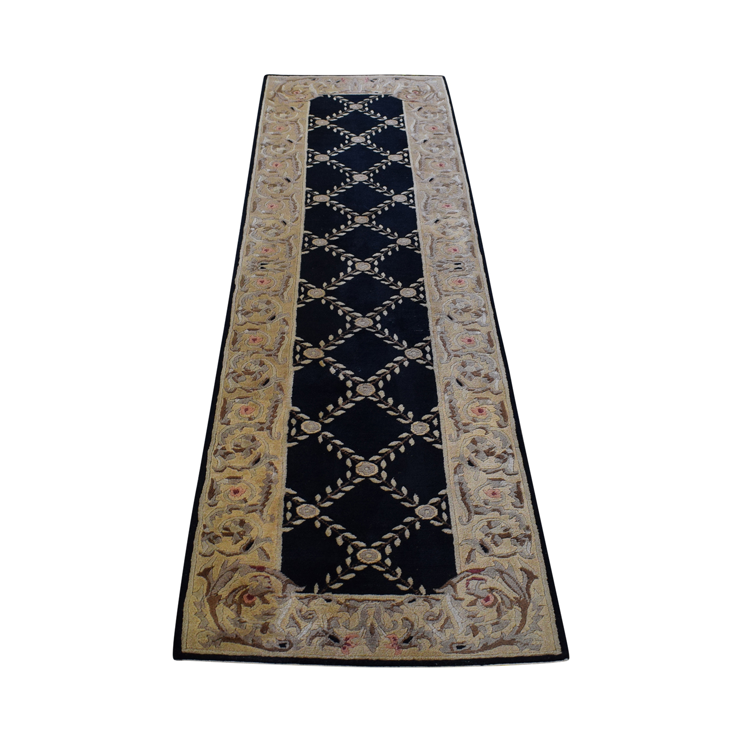 Macy's Hand-Tufted Runner Rug / Decor
