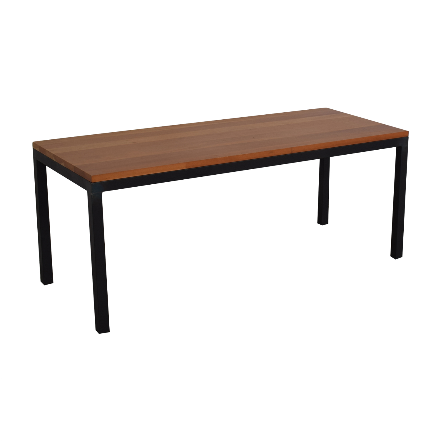 buy Room & Board Parsons Desks for Benching Systems Room & Board Home Office Desks