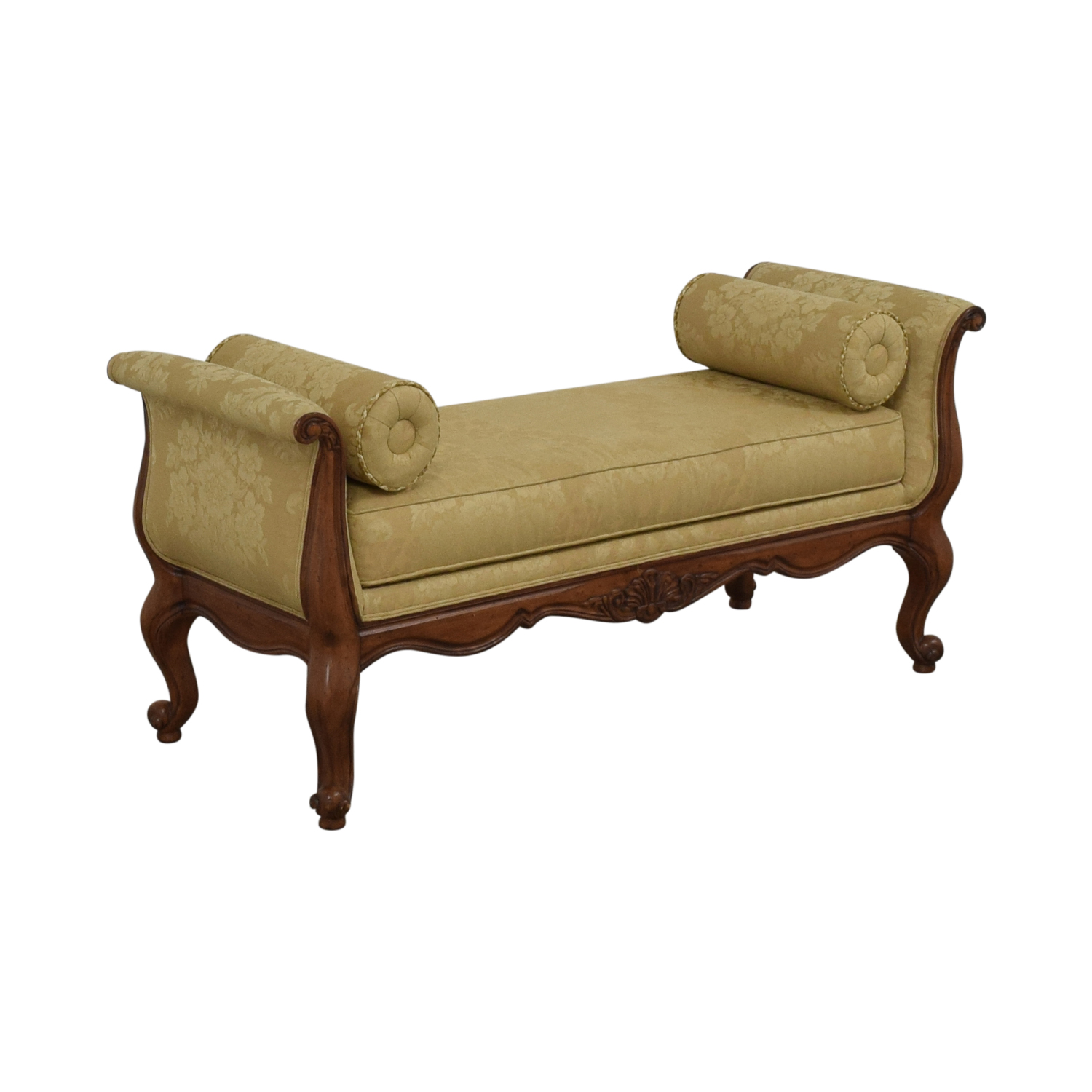 Ethan Allen Ethan Allen Tuscan Bench nyc