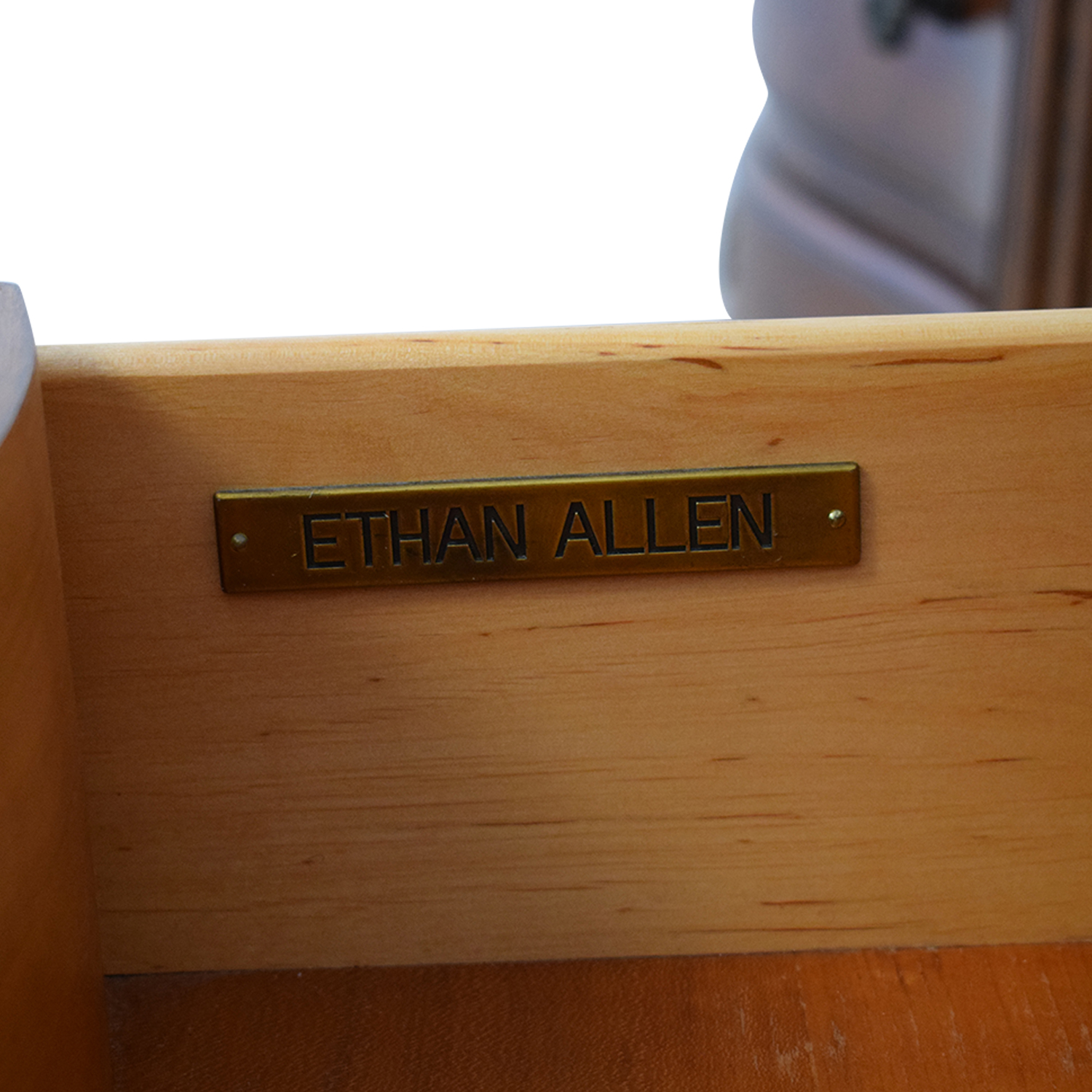 Ethan Allen Ethan Allen Tuscan Night Stands second hand