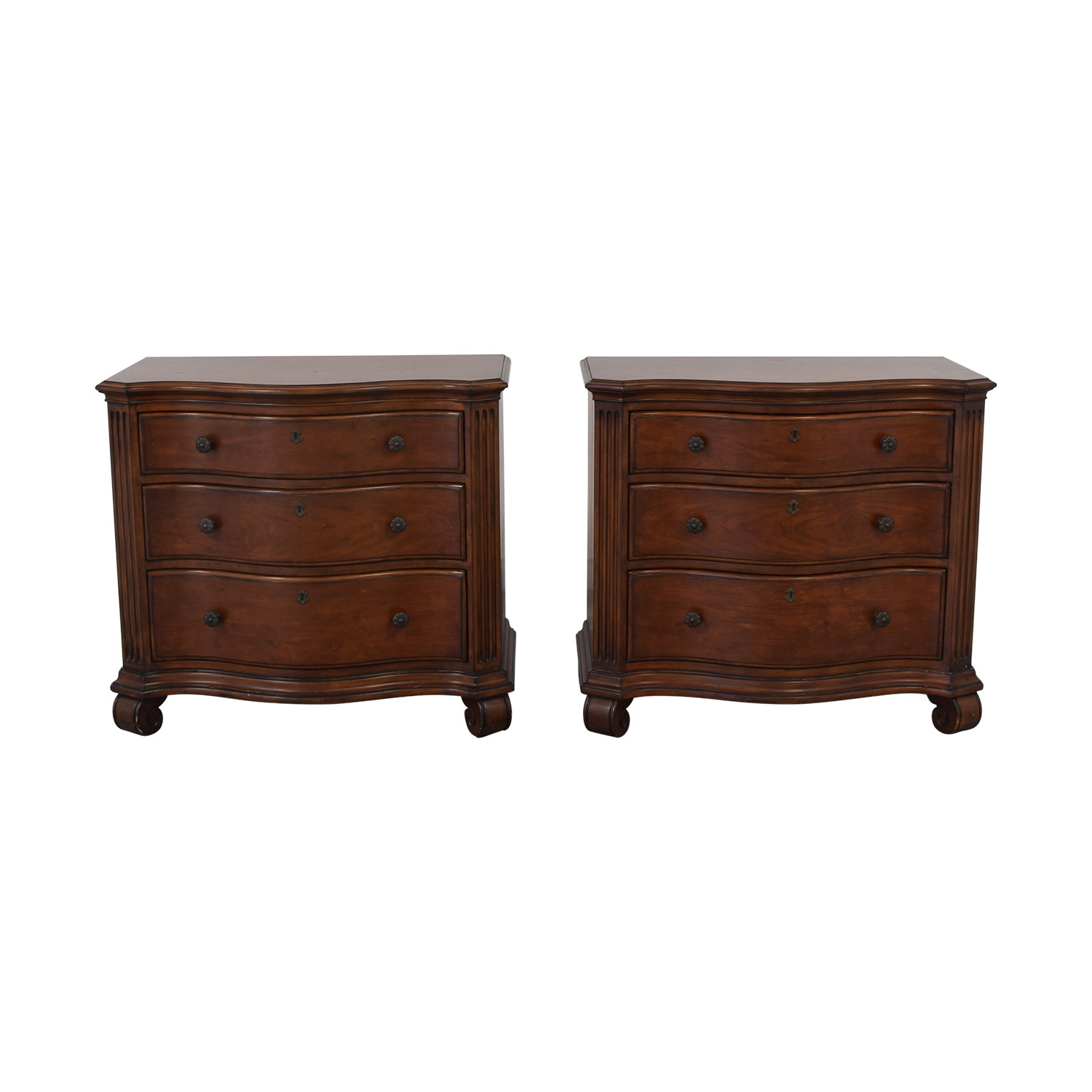 Ethan Allen Ethan Allen Tuscan Night Stands nyc