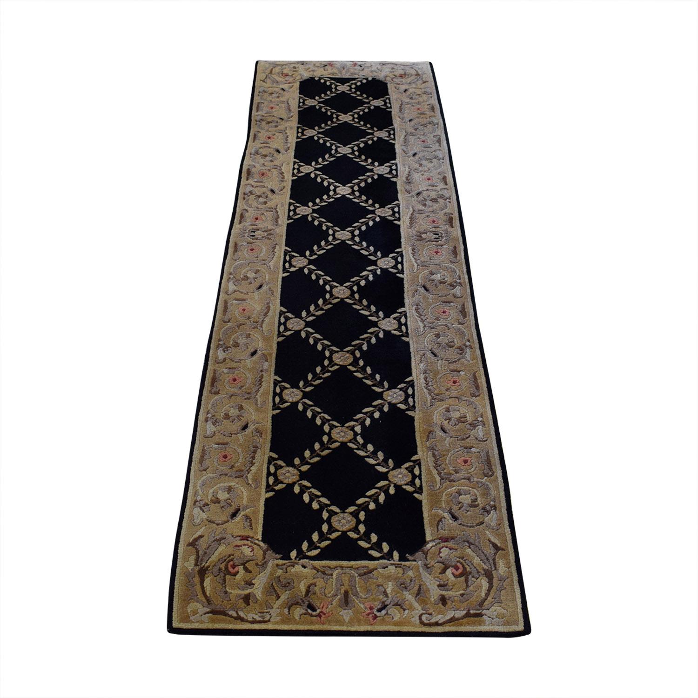 Macy's Macy's Hand-Tufted Runner Rug dimensions