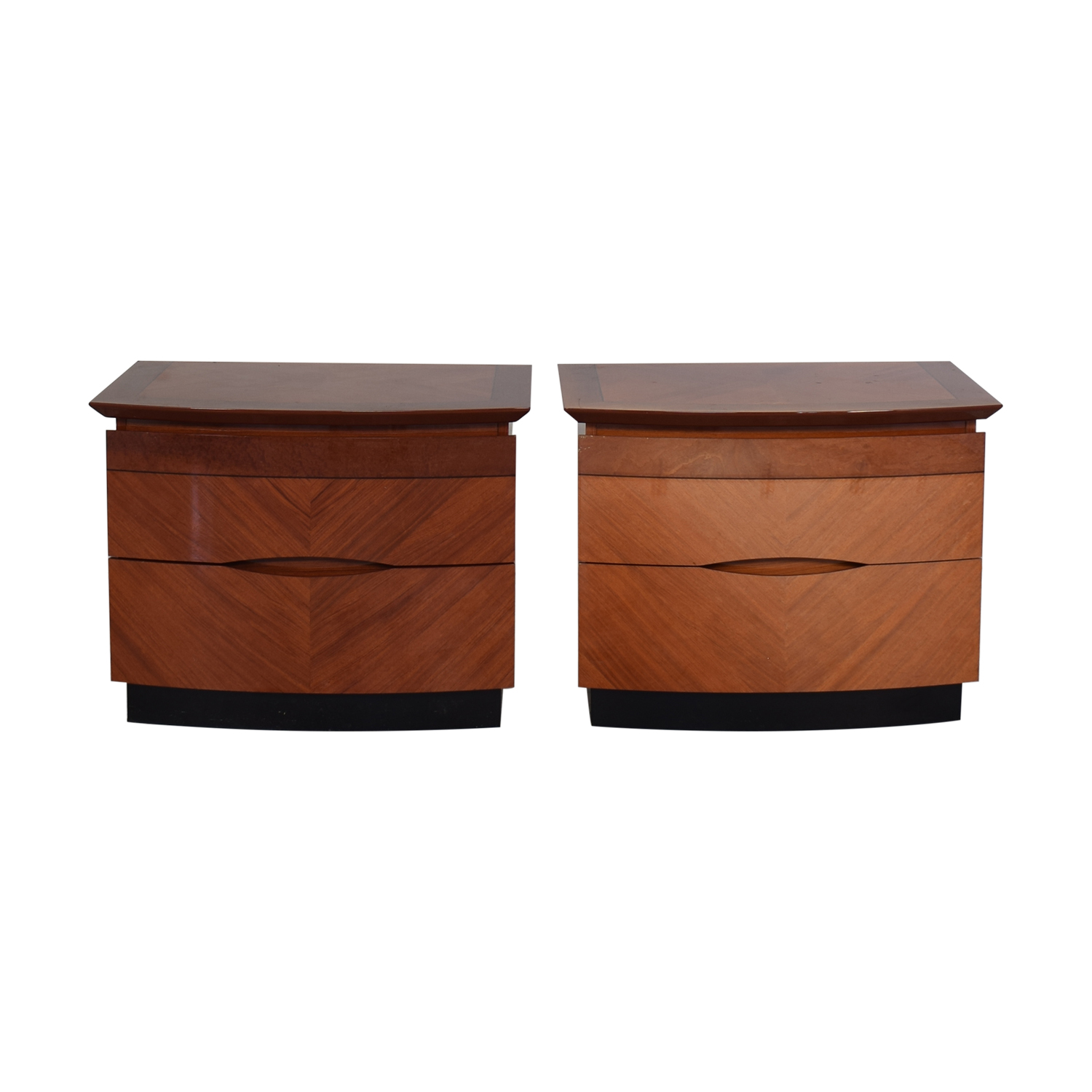 Two Drawer Nightstands / Tables