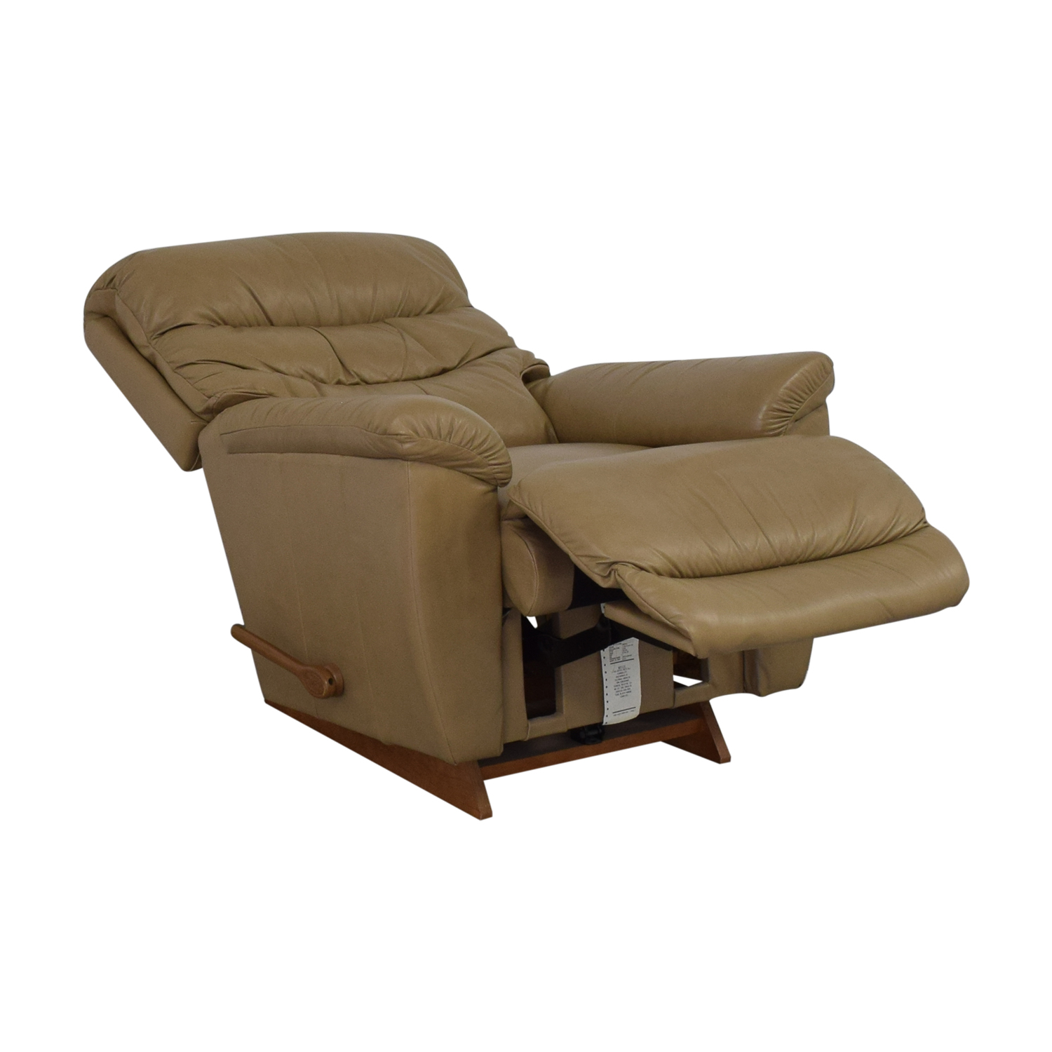 La-Z-Boy Leather Recliner La-Z-Boy