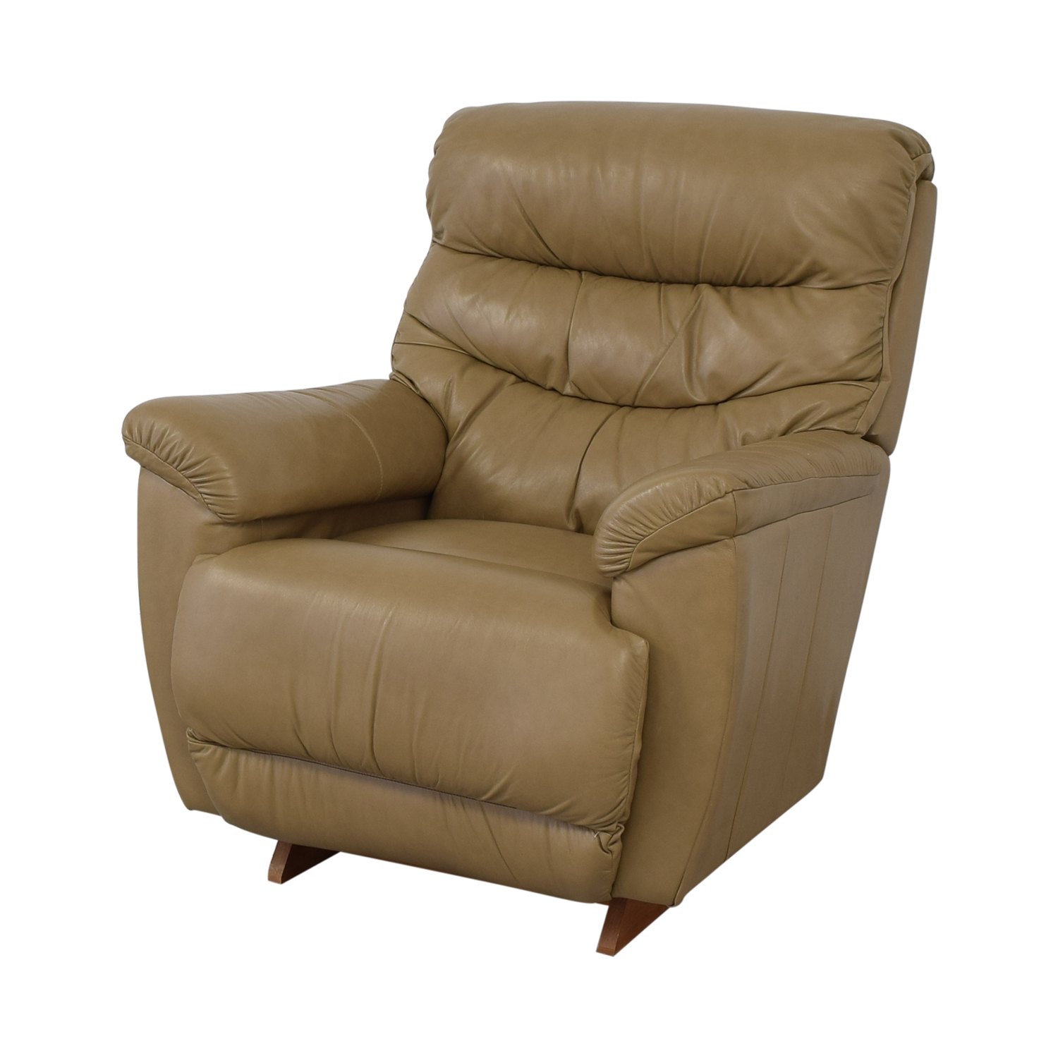 shop La-Z-Boy Leather Recliner La-Z-Boy