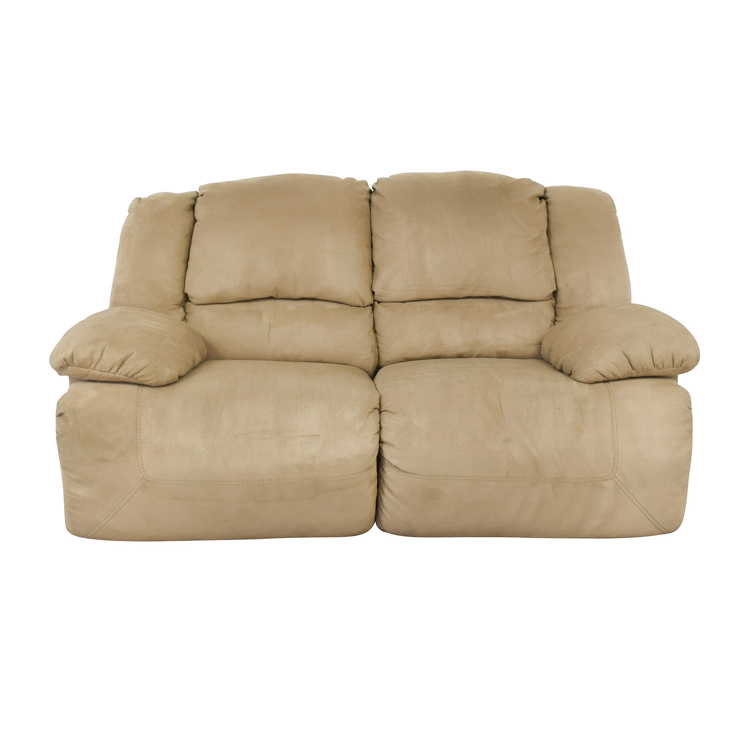 Ashley Furniture Hogan Reclining Loveseat / Loveseats