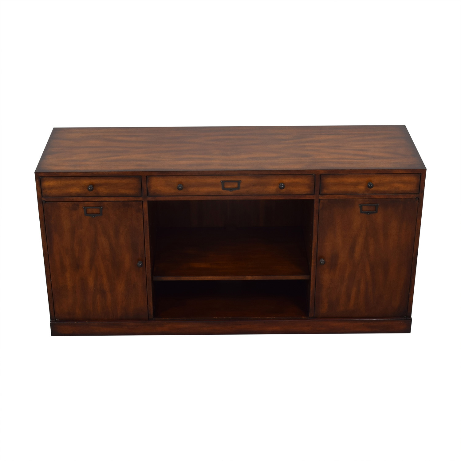 buy ABC Carpet & Home Three Drawer Media Console ABC Carpet & Home
