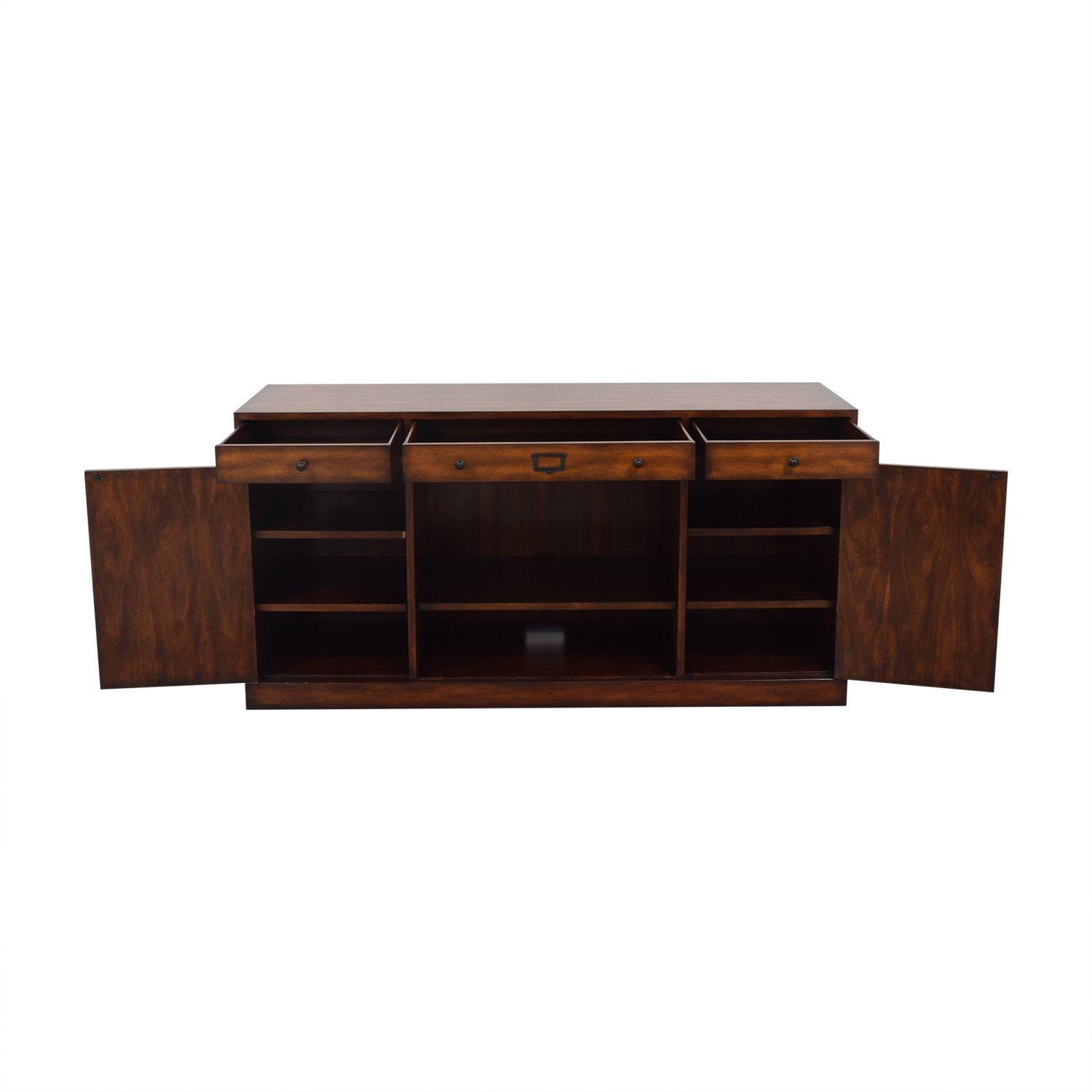 buy ABC Carpet & Home Three Drawer Media Console ABC Carpet & Home Storage