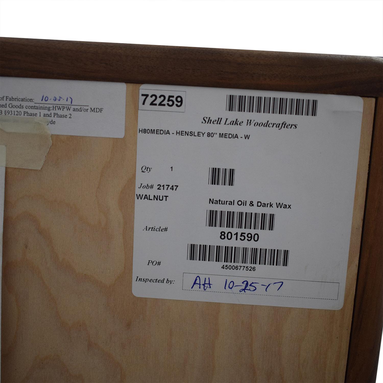 Room & Board Room & Board Hensley Media Cabinet Storage