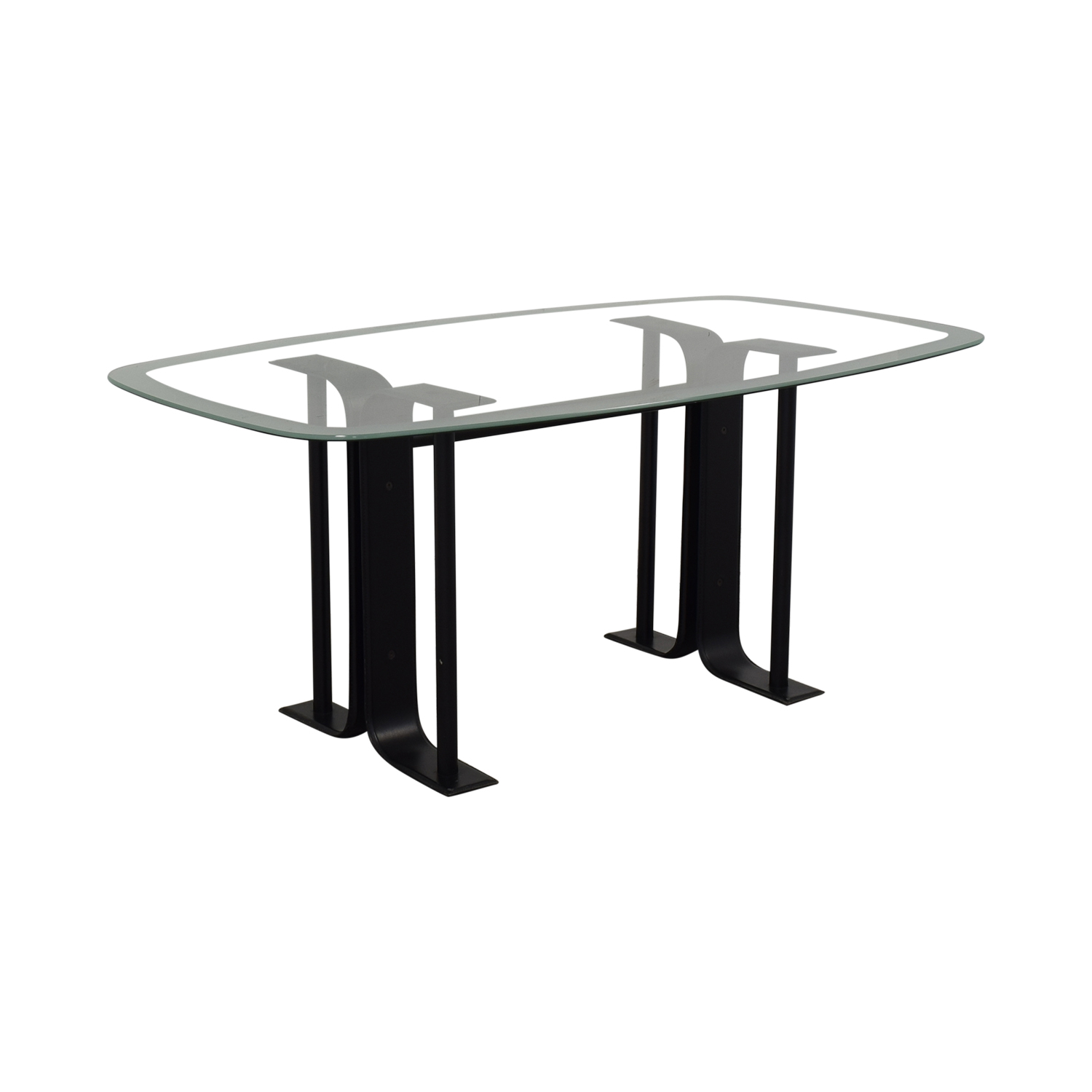Glass Top Dining Table sale