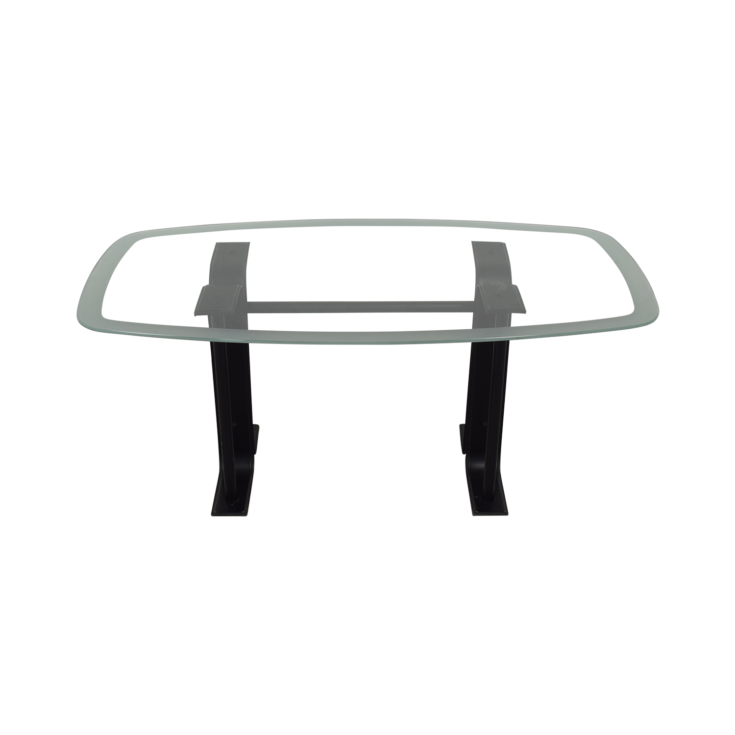 shop Glass Top Dining Table  Tables