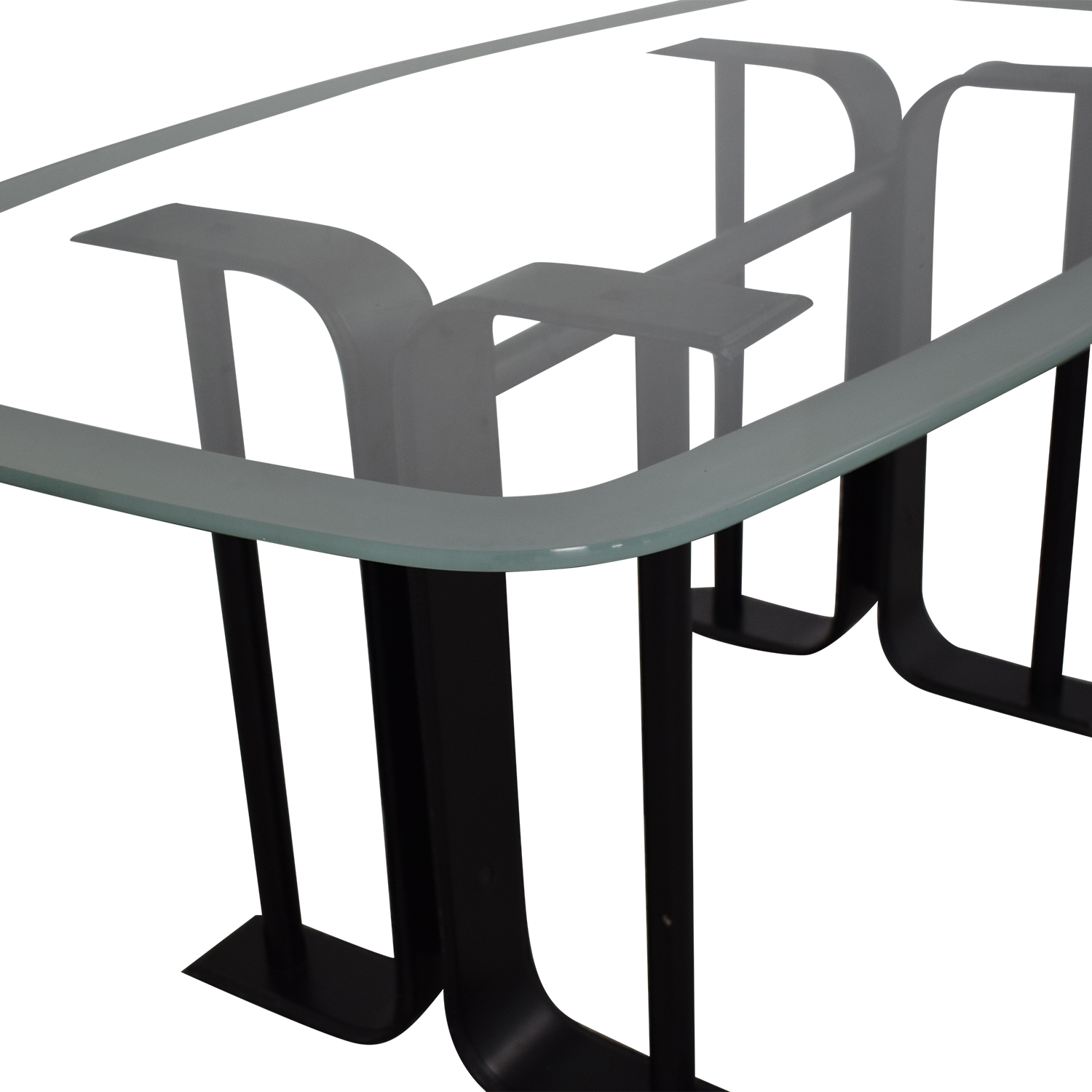 Glass Top Dining Table nj