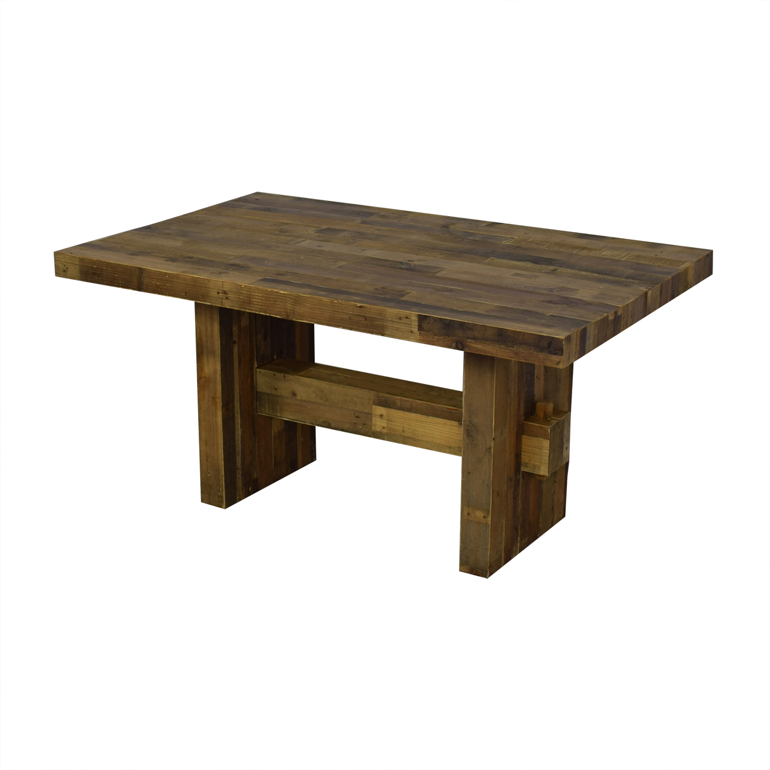 West Elm West Elm Reclaimed Wood Emmerson Table nyc
