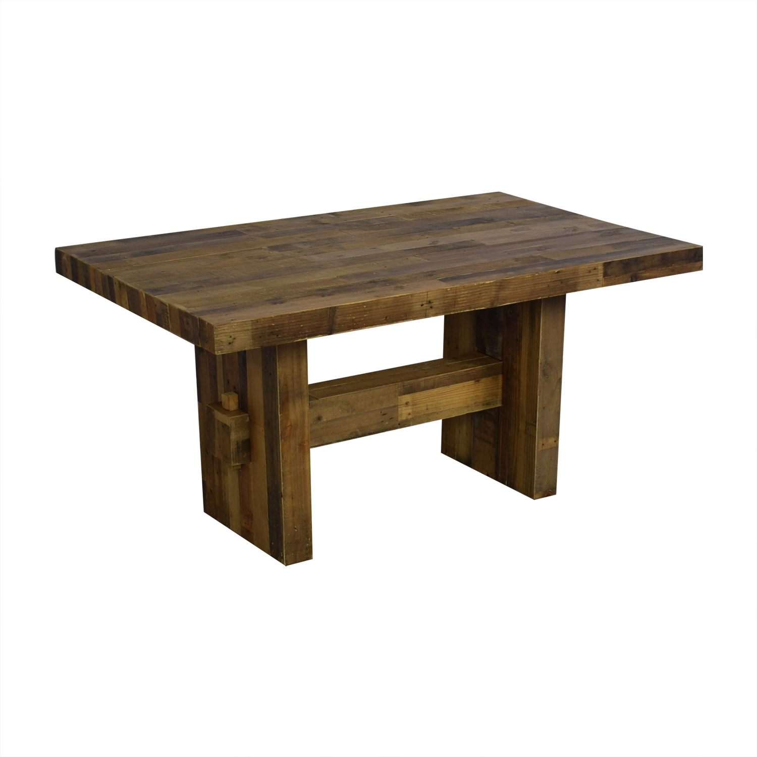 shop West Elm Reclaimed Wood Emmerson Table West Elm Utility Tables