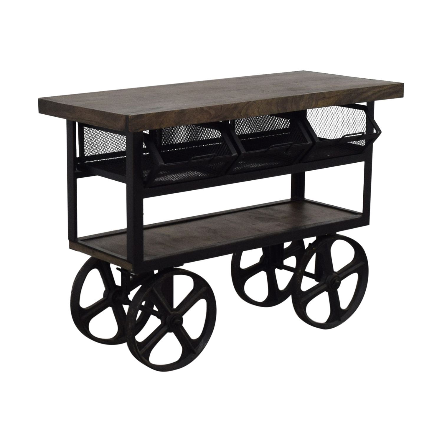 buy Coast to Coast Accents Drea Bar Cart Coast to Coast Accents