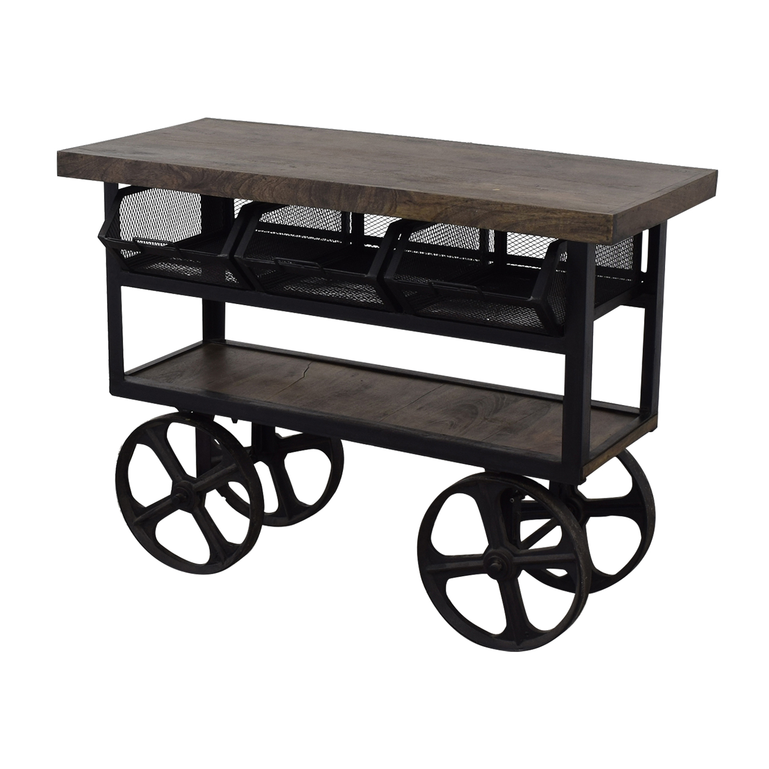 Coast to Coast Accents Coast to Coast Accents Drea Bar Cart