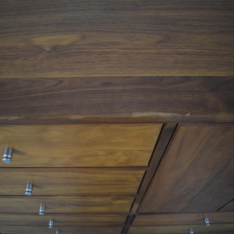 Room & Board Room & Board Linear Storage Cabinet Dresser nj