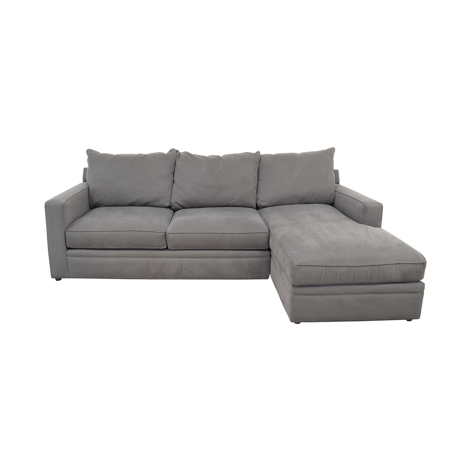 buy Room & Board Room & Board Orson Sectional Sofa with Chaise online