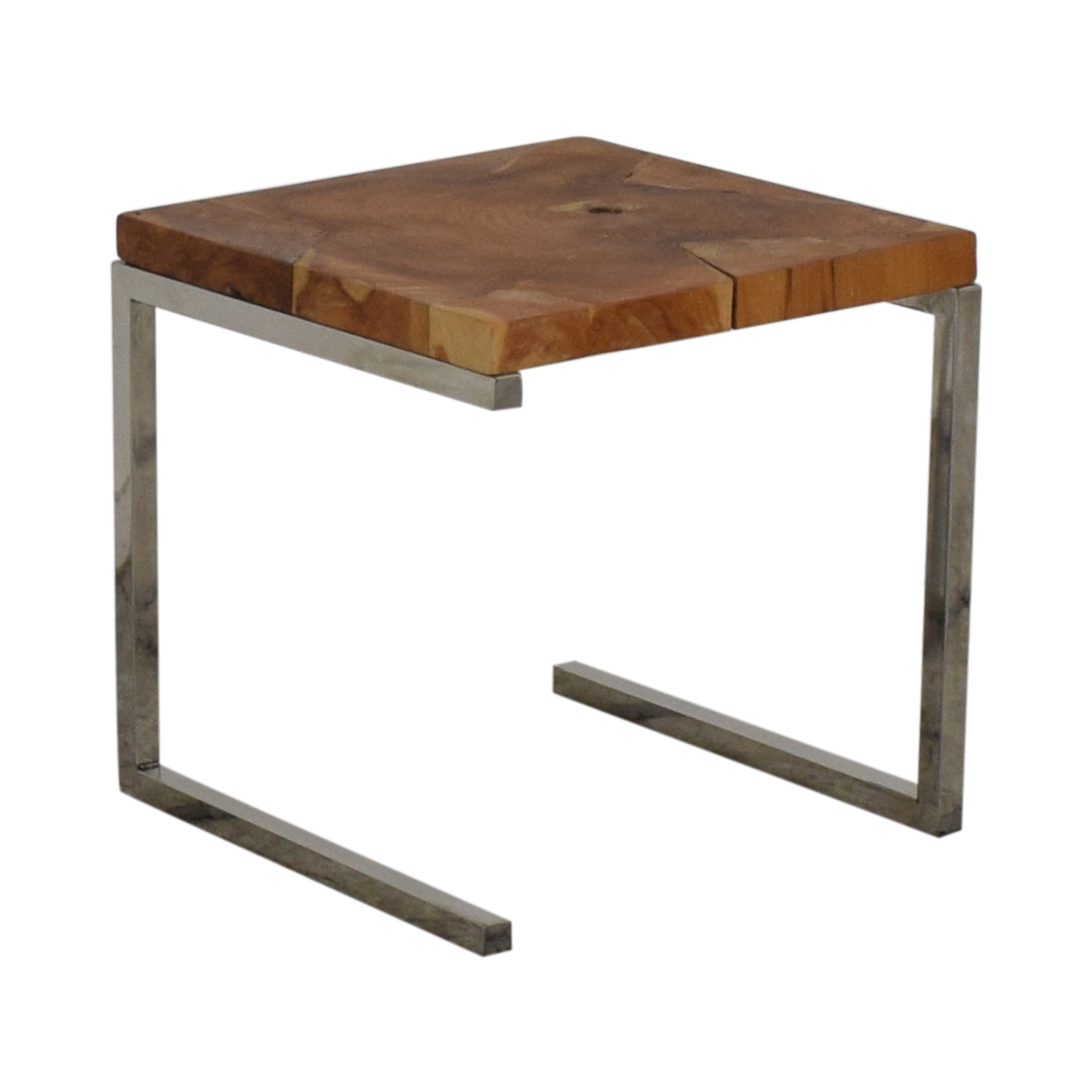 shop Neiman Marcus Modern Side Table Neiman Marcus Tables