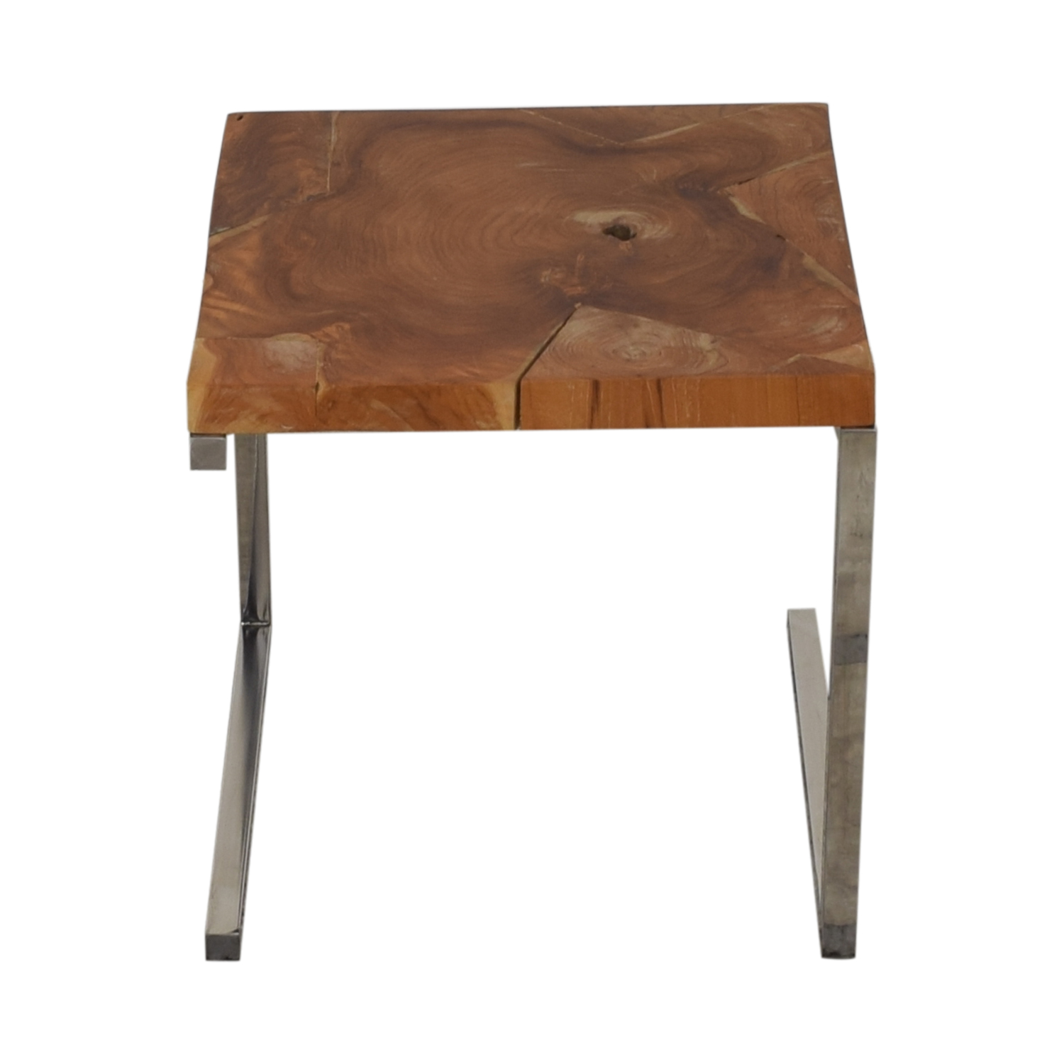Neiman Marcus Modern Side Table / Tables