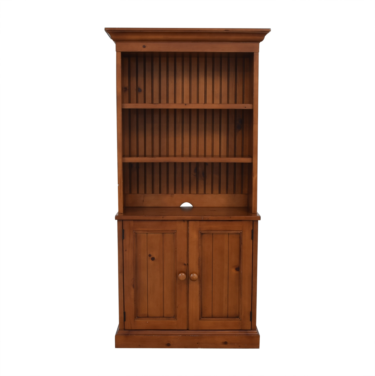 Pottery Barn Kids Pottery Barn Kids Cabinet and Hutch brown