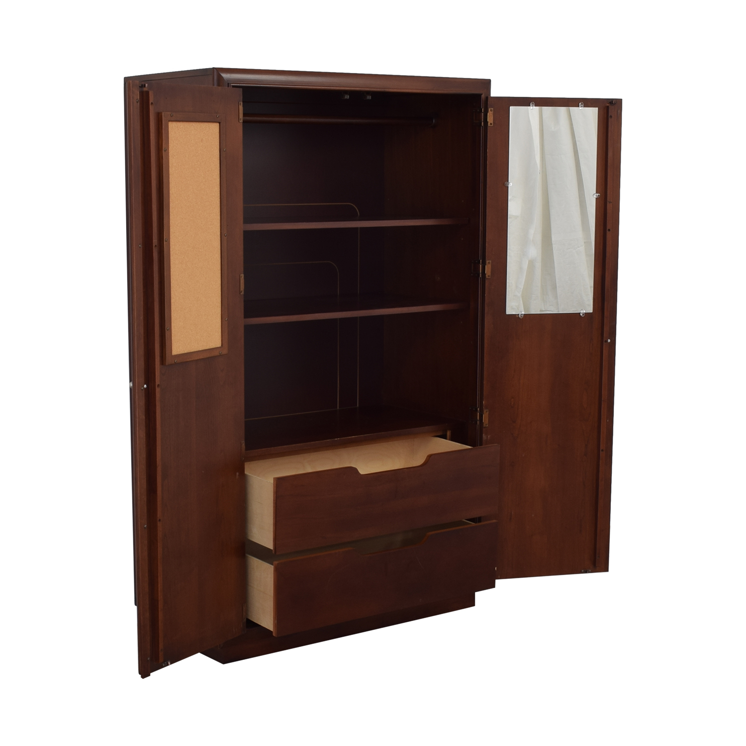 shop Stanley Young America Armoire Stanley Furniture Wardrobes & Armoires