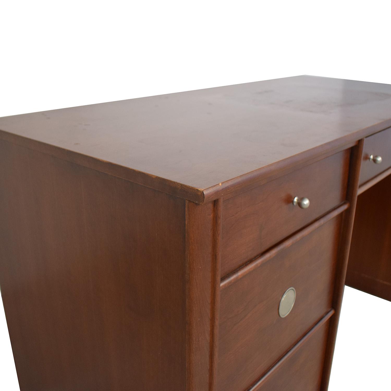Stanley Furniture Stanley Furniture Pedestal Computer Desk coupon