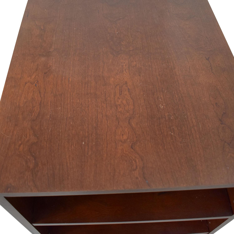 buy Stanley Furniture Pedestal Computer Desk Stanley Furniture Tables