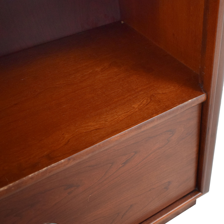 Stanley Furniture Stanley Furniture Bookshelf with Drawer brown