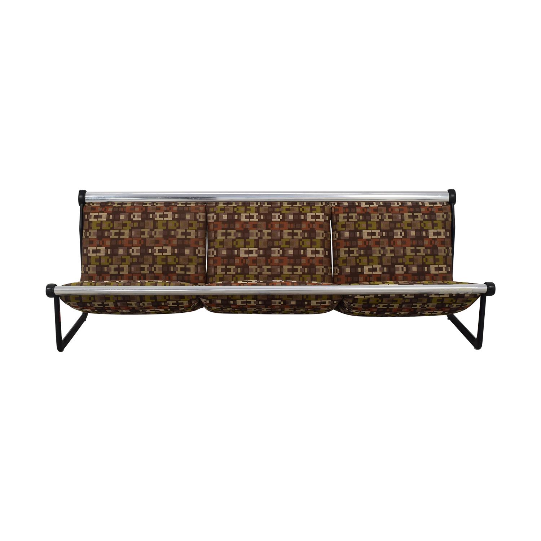 Knoll Bruce Hannah Modern Sling Sofa / Sofas