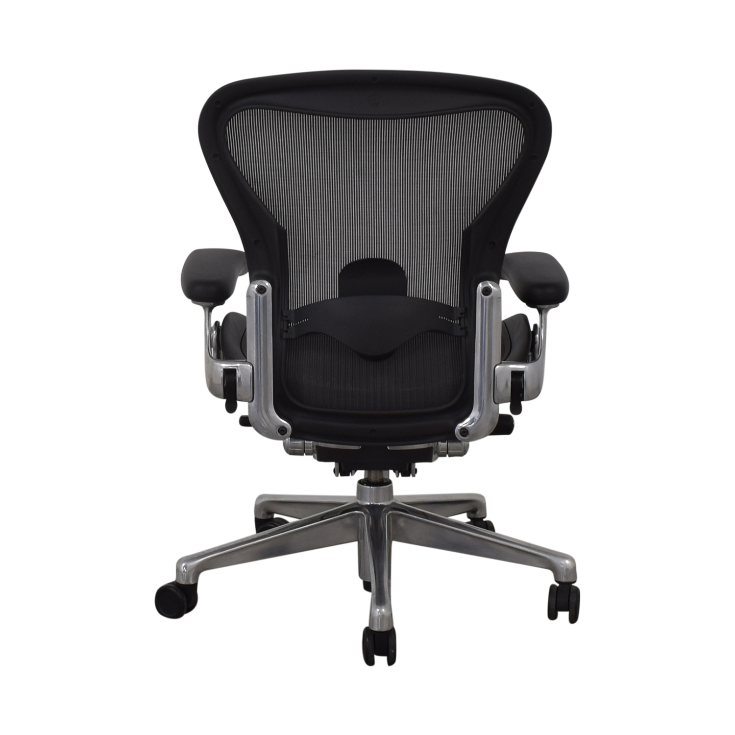 shop Herman Miller Aeron Size B Office Chair Herman Miller