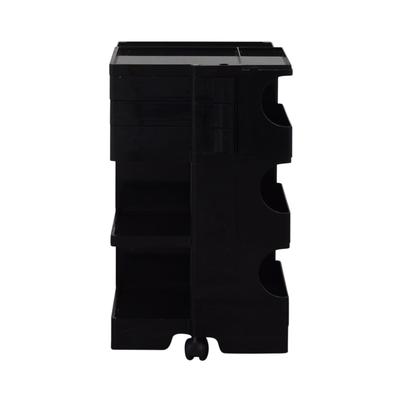 Bieffeplaste Joe Colombo Boby Storage Trolley / Storage