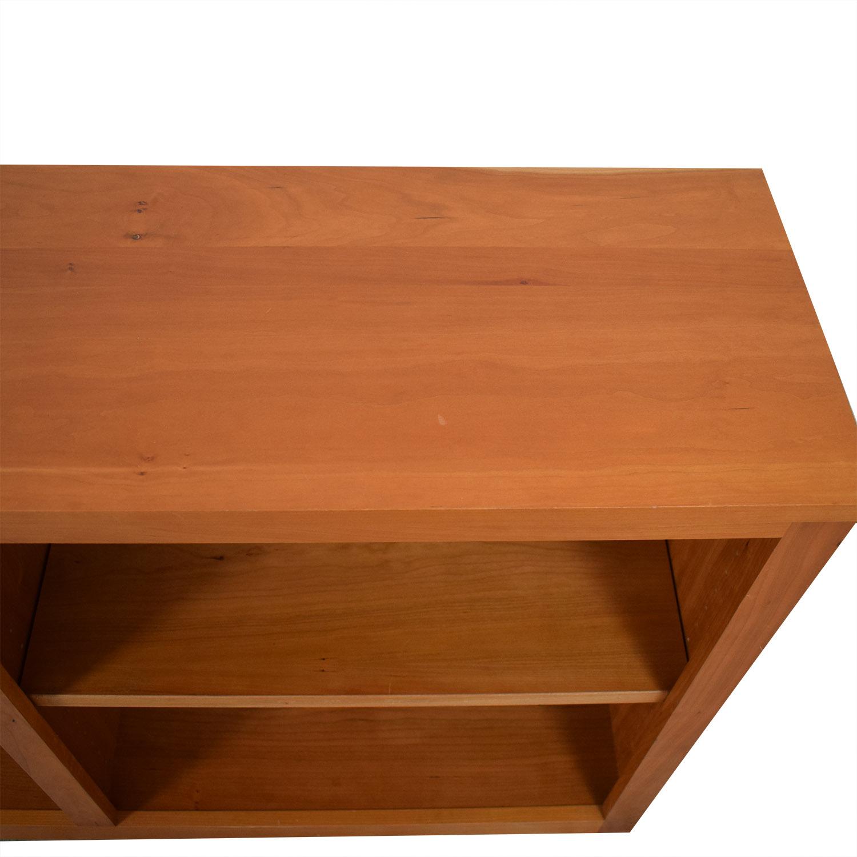 Room & Board Room & Board Woodwind Custom Bookshelves Storage