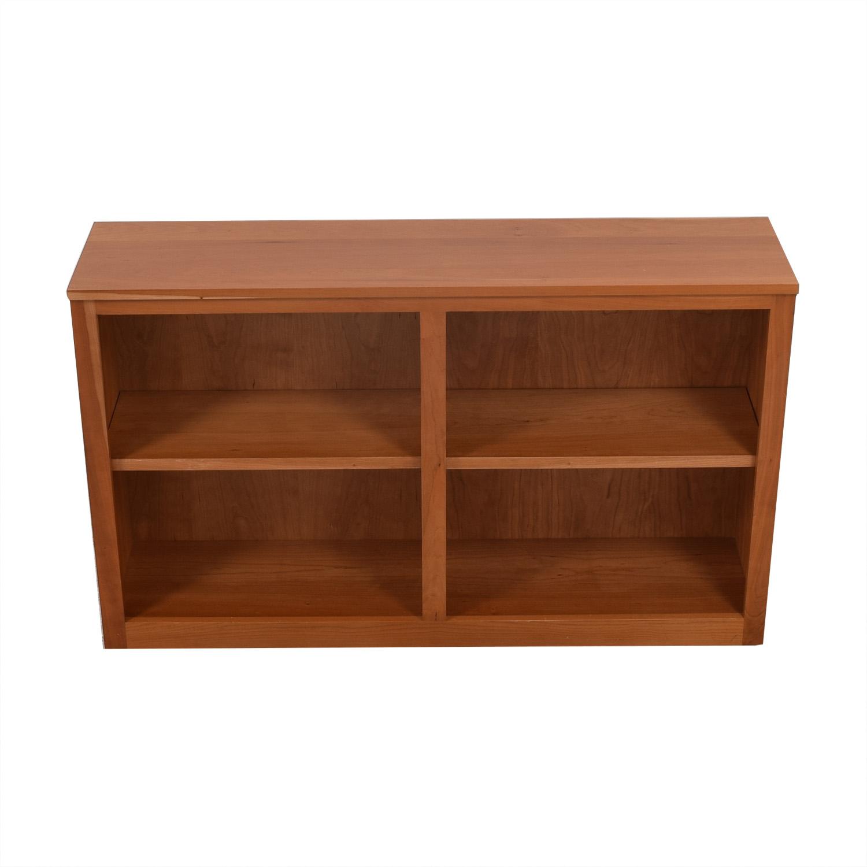 shop Room & Board Woodwind Custom Bookshelves Room & Board Storage