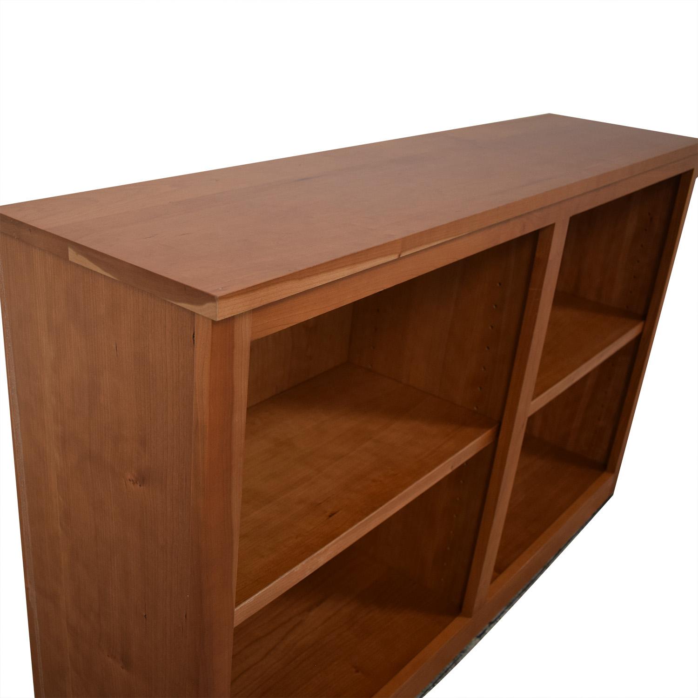 shop Room & Board Woodwind Custom Bookshelves Room & Board