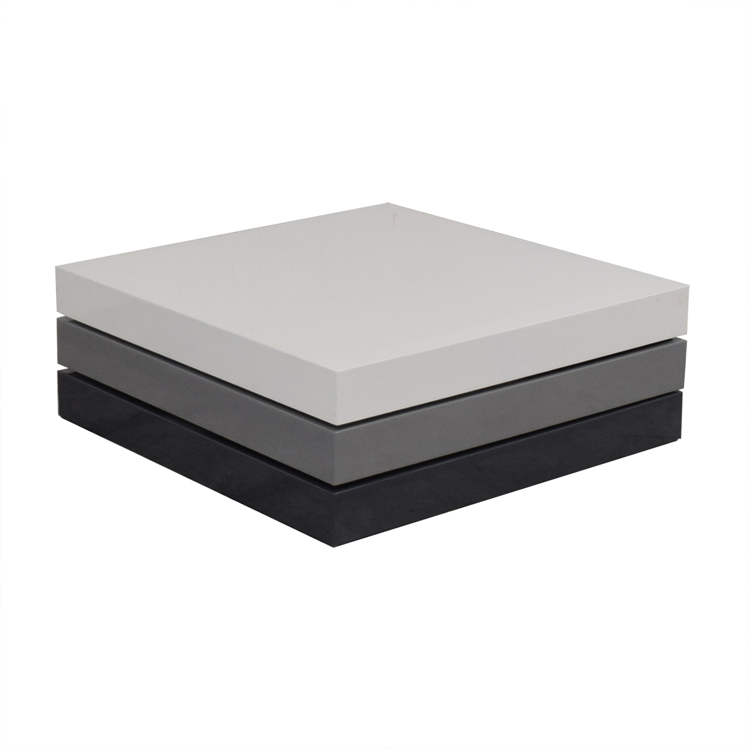 Elite Modern Modular Stacked Coffee Table / Coffee Tables