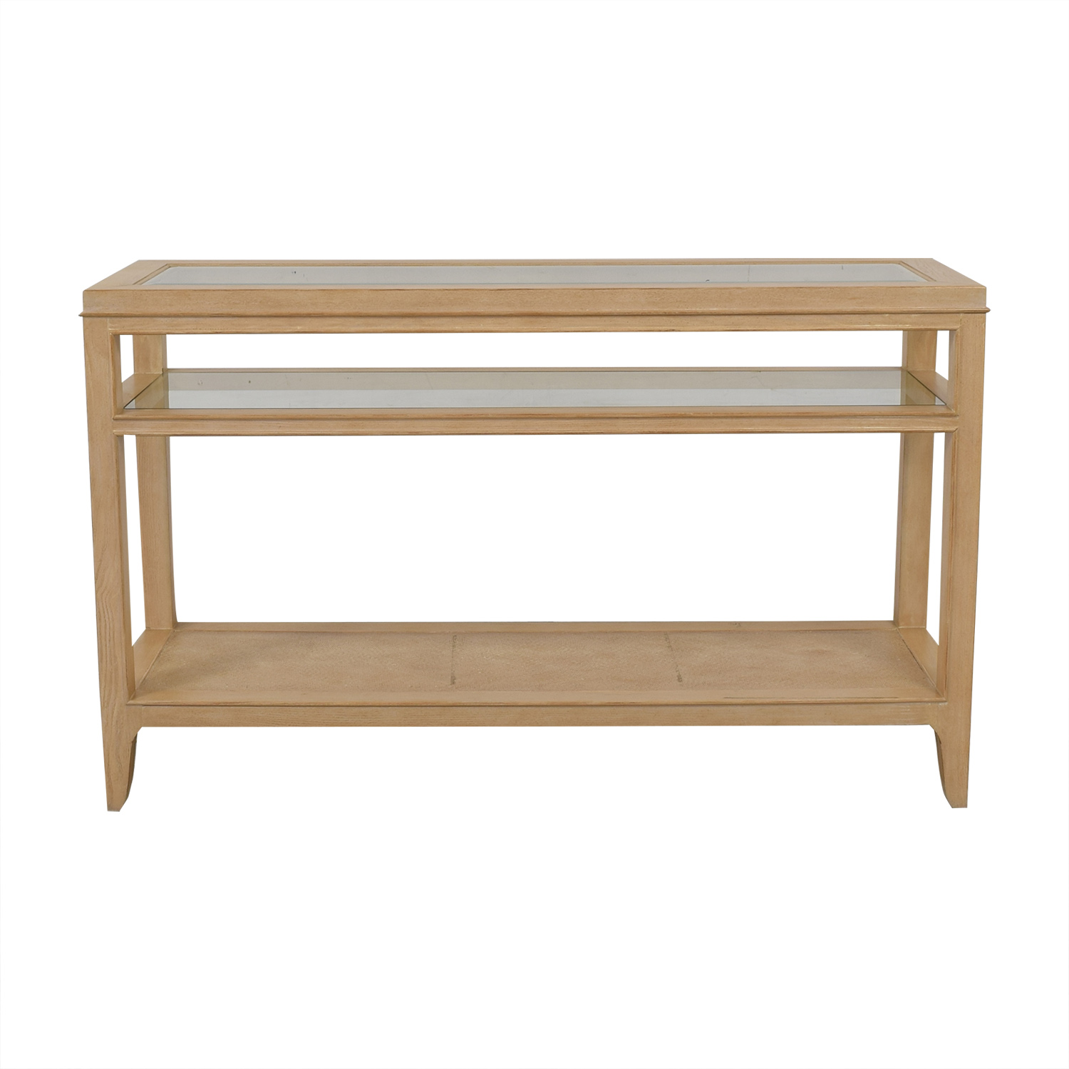buy Domain Three-Level Credenza Domain Accent Tables