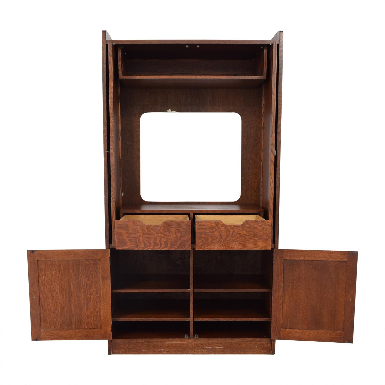Stickley Furniture Stickley Furniture Entertainment Unit dimensions