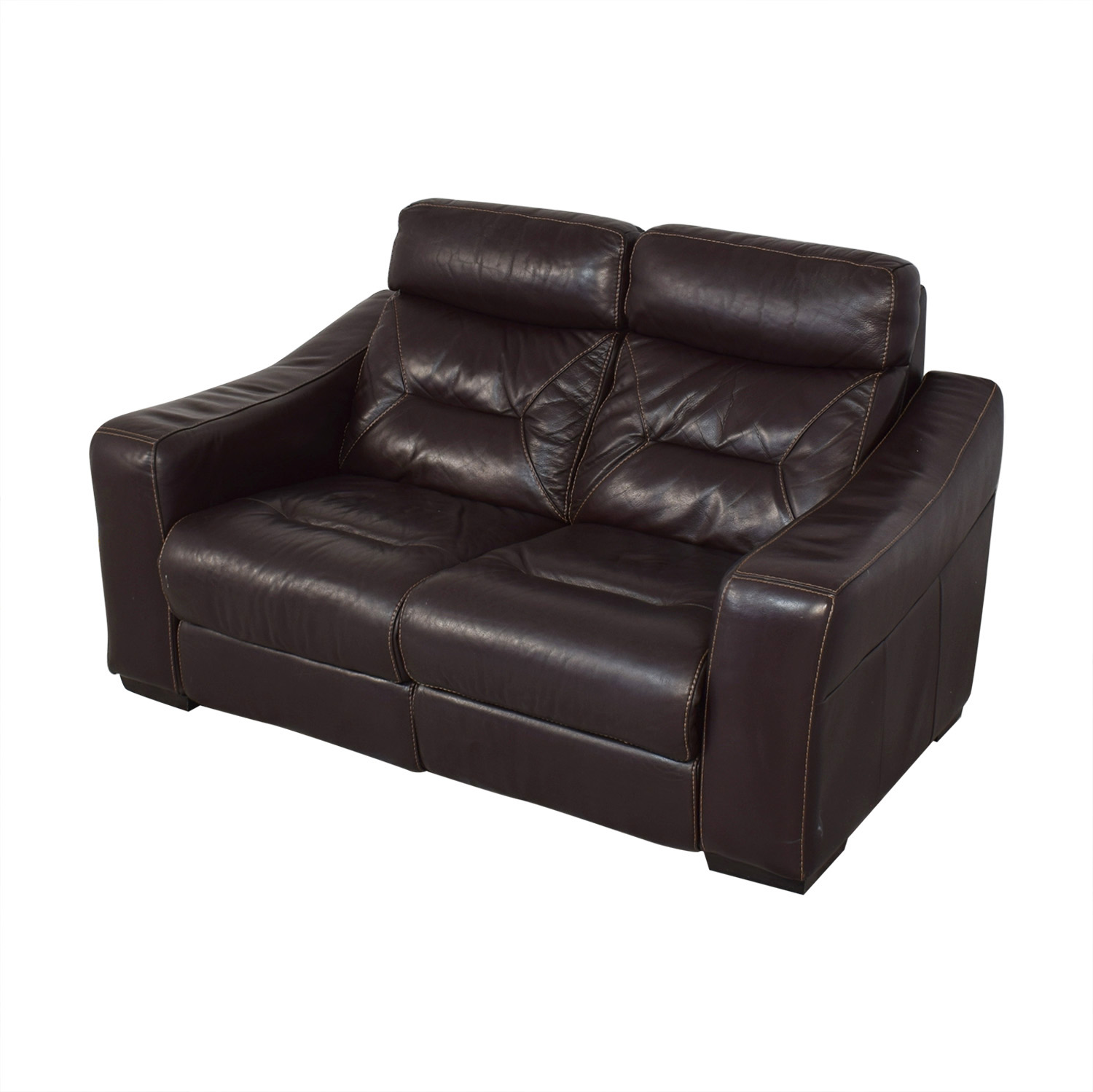 Macy's Macy's Double Reclining Loveseat coupon