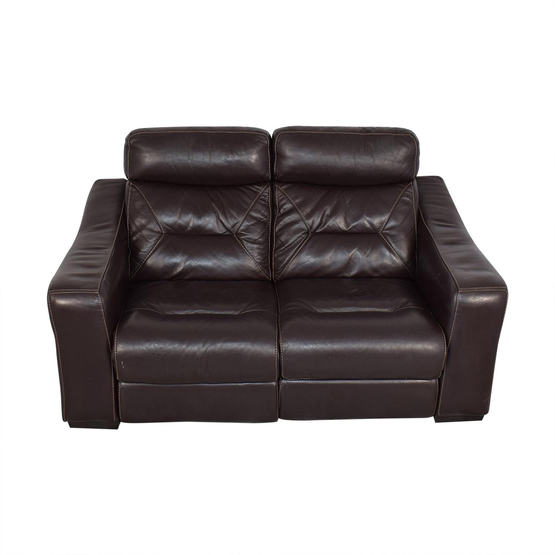 buy Macy's Double Reclining Loveseat Macy's Chairs
