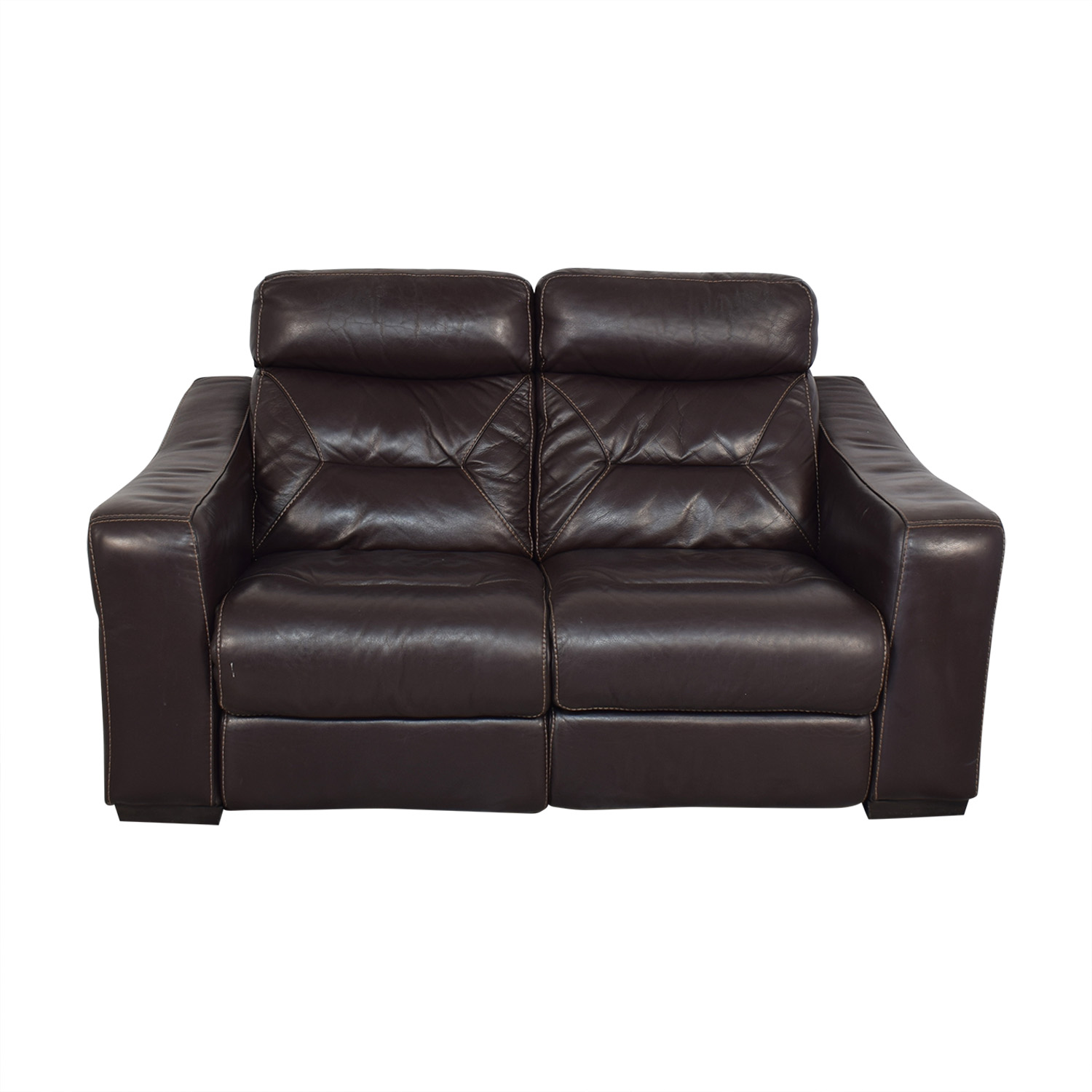 shop Macy's Double Reclining Loveseat Macy's Chairs