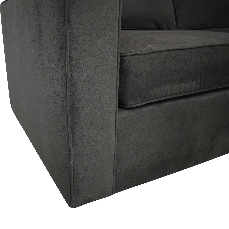 shop Room & Board Modular Sectional Sofa Room & Board Sofas
