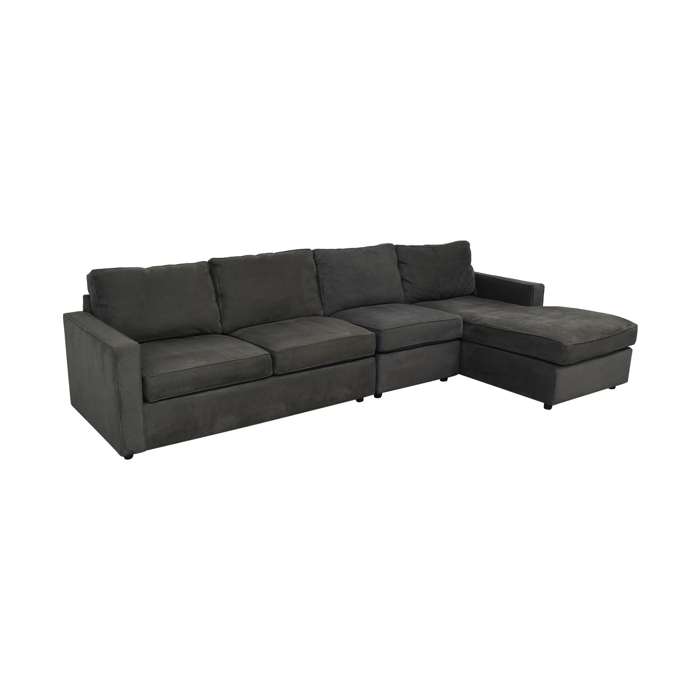 Room & Board Room & Board Modular Sectional Sofa nyc