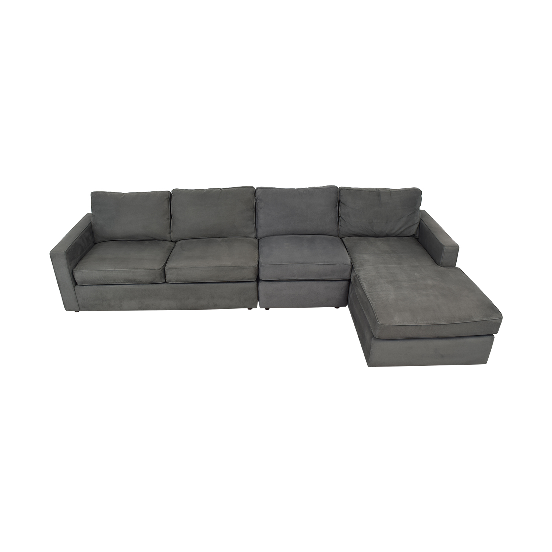 shop Room & Board Modular Sectional Sofa Room & Board