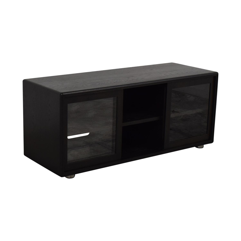 Crate & Barrel Crate & Barrel Media Cabinet on sale