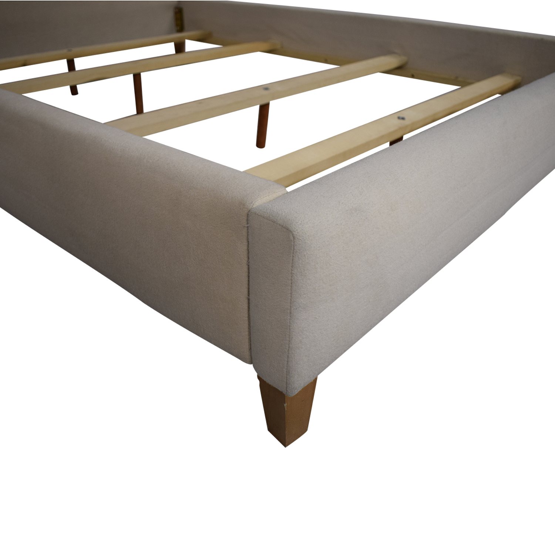 DwellStudio DwellStudio Ornate Queen Bed Bed Frames