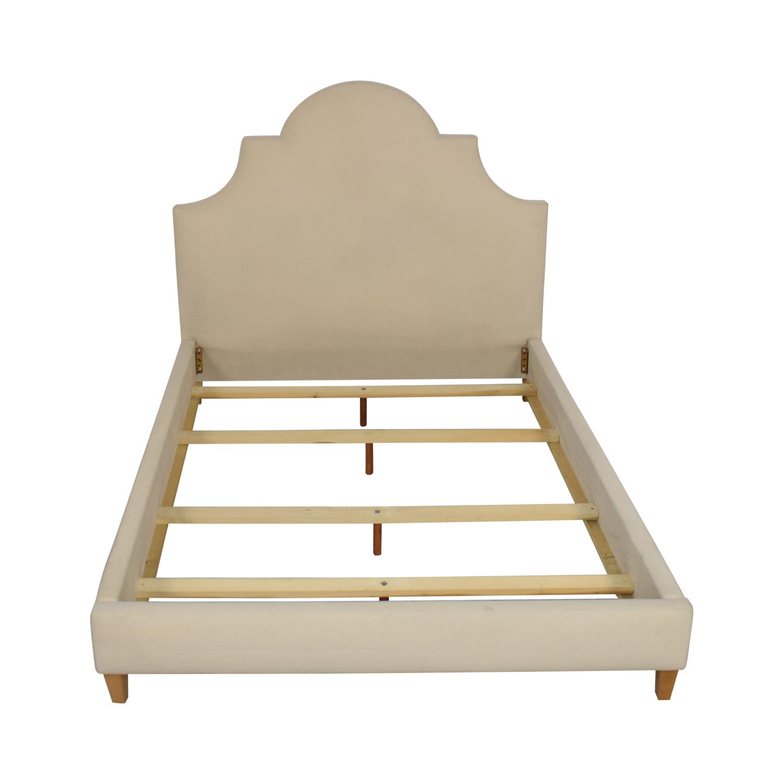 buy DwellStudio Ornate Queen Bed DwellStudio