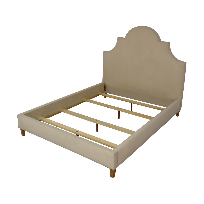 buy DwellStudio Ornate Queen Bed DwellStudio Bed Frames