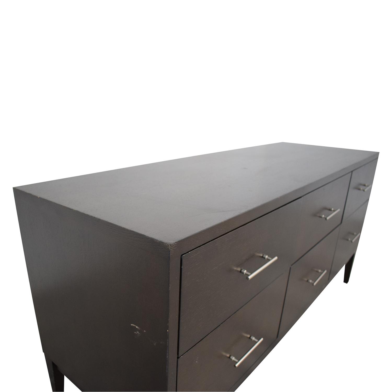 West Elm West Elm Six Drawer Dresser for sale