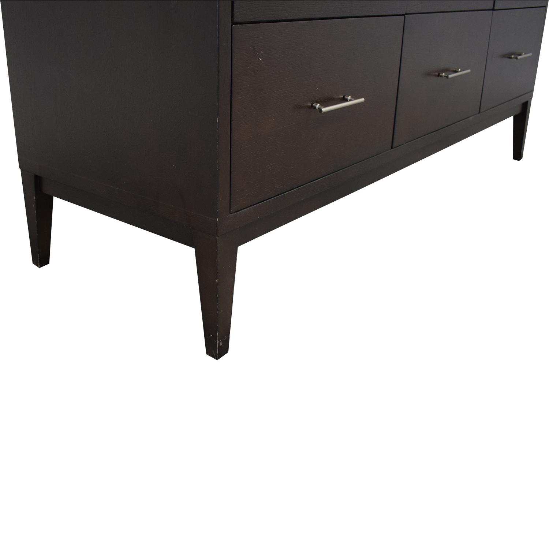 West Elm West Elm Six Drawer Dresser dimensions
